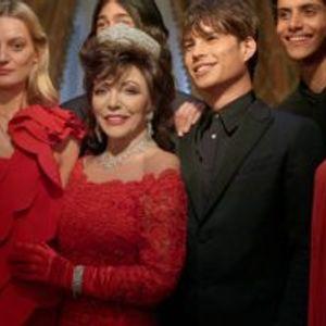 """Џоан Колинс на 86 години стана заштитно лице на """"Валентино"""""""