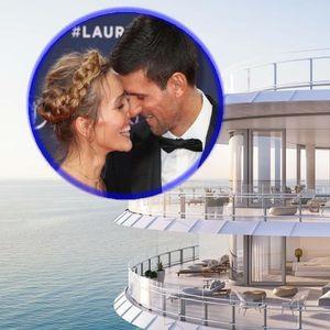 (Галерија) Куќа на океан: Ѕирнете во луксузниот стан на Новак и Јелена Ѓоковиќ