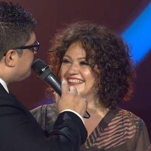 """Македонскиот кандидат и пееше на својата сопруга во """"Никогаш не е доцна"""""""