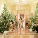 (Видео) Светнаа новогодишните елки во Белата куќа