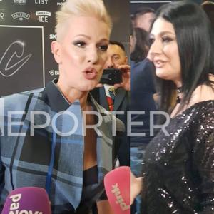 Гламур во Белград: Модата на доделувањето на музичките награди МАС