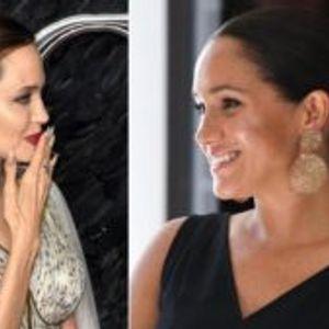 Меган ѝ се восхитува на Џоли
