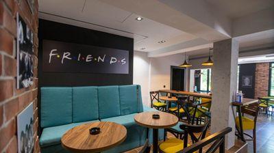 """Во Ниш се отвори кафуле инспирирано од """"Пријатели"""""""