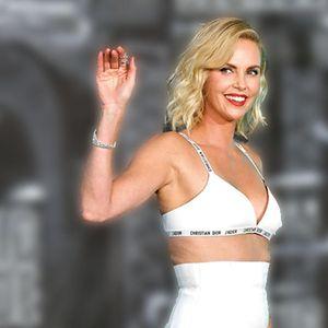 Фановите не можеле да ја препознаат Шарлиз Терон, кога глумицата се ишишала и здебелила 25 килограми