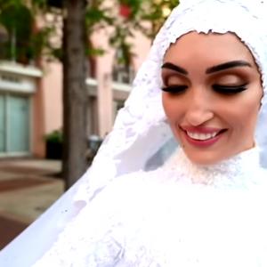 """""""Веќе не можам да живеам во Либан"""", се огласи невестата од Бејрут"""