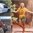 Блогерка го снимила возилото со кое патувале Габи Петито и нејзиниот свршеник, нови детали од истрагата за исчезнатата Американка