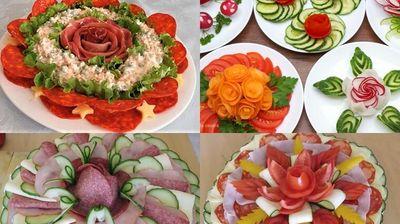 Предлози за професионално сервирање предјадења