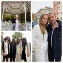 (Фото) Александар Маленко се ожени по петти пат, инструкторка по пливање e новата сопруга на познатиот пливач