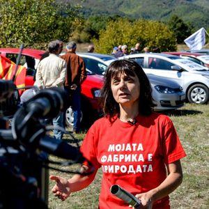 Јадранка Бибан: Секоја чест на колегиве што издржуваат да поминат работно време и да работат професионално во оние услови