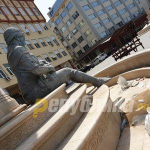 Скопје се градеше, а сега се гади