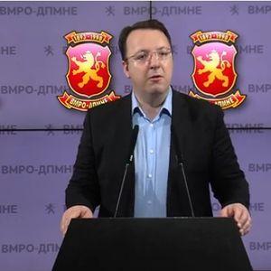 Следете во живо: Александар Николоски дирекно од ЕПП во Загреб