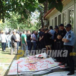 Обвинението за Шиповиќ повлечено, Дудуш доби опомена, а што ќе добијат обвинетите за шамарите што не се случија?
