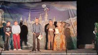 Награда за најдобра женска улога на Ана Левајковиќ Бошков од ТДМ на фестивал во Албанија