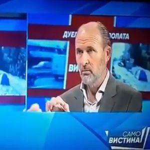 Го повампири Сарафов, ги понижи револуционерите, партизаните, бранителите
