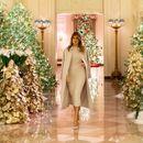 Блесна Белата куќа за Божик