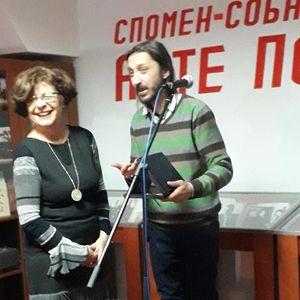 "Врачени наградите ""Антево слово"", академик Катица Ќулавкова ја доби првата награда"