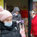 Седум жртви од ковид-19 во Србија, 73 новозаразени, вкупно 457 заболени