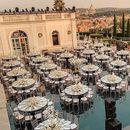 Локација до Колосеумот, торта од 15.000 евра, најскапи сирења: Како изгледаше ромската свадба во Рим