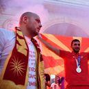 Владата се коригира: Наградата на Дејан Георгиевски за олимпиското среброто зголемена за 800.000 денари