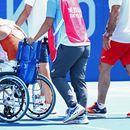 Шпанската тенисерка колабира среде меч во Токио поради топлотен удар