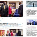 Ни слика ни текст: Кој од Владата наредил прес-службата да ја игнорира историската посетата на Шекеринска на Вашингтон?