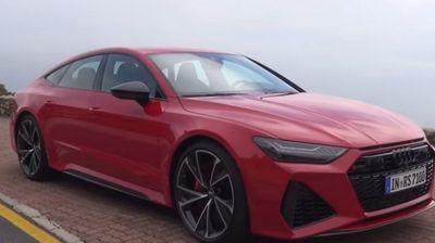 Audi predstavio novu generaciju svoje sportske kupe-limuzine.