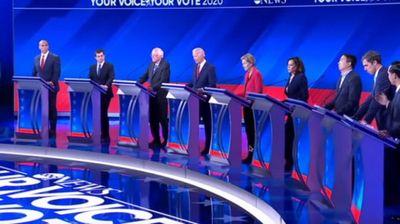 Mrze Trampa, ali još više mrze jedni druge: Napeto na debati predsedničkih kandidata demokrata