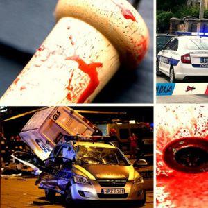 MRAČNO DA MRAČNIJE NE MOŽE! Tri crna dana u Srbiji: Evo koliko života su odnele saobraćajke i brutalni zločini!