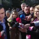 Антивладин протест во Тирана