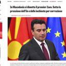 """""""Ла верита"""" објавува за вмешаност на Заев во изборни нерегуларности"""
