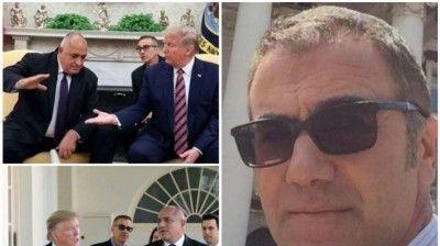 Синът на проф. Христо Мермерски – Йонко, преводач на срещата в Белия дом: Борисов и Тръмп се харесаха от първия миг