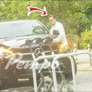 Коко Каменаров фучи с джип за 200 бона (Папарашки снимки)