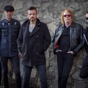 "Black Star Riders – ""In The Shadow Of A War Machine"""