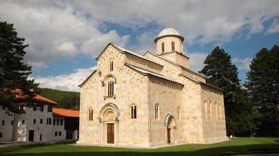 Ministarstvo: Manastir Visoki Dečani čuva KFOR, to govori o ugroženosti