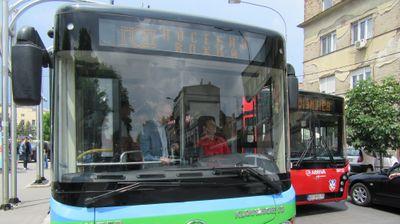 Radojićić: Grad Beograd kupuje 10 električnih i 100 novih autobusa na gas