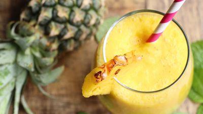 Smoothie od ananasa i ovsenih pahuljica