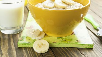 Ovsena kaša sa bananom