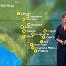 Prognoza za četvrtak – jutro hladno, tokom dana negde sunčano, negde s kišom