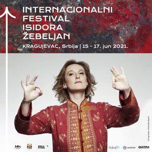 Počinje festival u čast Isidore Žebeljan