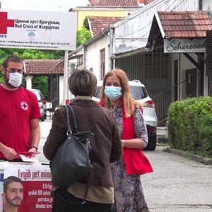 Svetski dan dobrovoljnih davalaca krvi u Kragujevcu