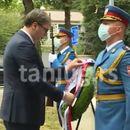 Vučić: Večna slava junacima sa Košara