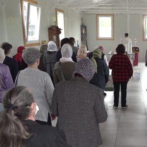 Izgradnja novog hrama Svetih žena Mironosica na Strelištu