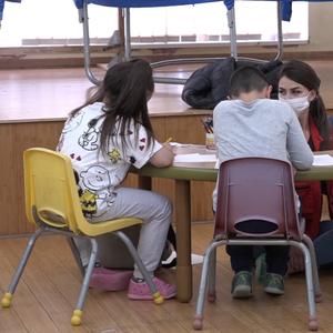 """Dečji sajam borbe protiv trgovine ljudima u vrtiću """"Petar Pan"""""""