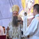 Patrijarh Porfirije u Gračanici: Uvek kada dođem na KiM zapravo se vratim u svoj dom