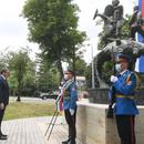 Predsednik Vučić položio venac na Spomenik junacima sa Košara: Beskrajno hvala na časti koju ste dali Srbiji, slava našim palim junacima
