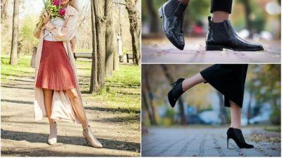 5 идеи как да носите боти през есента