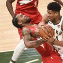 Hobbled Giannis: Bucks will be back in Milwaukee for Game 7