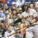 MLB notebook: Giants lose Longoria to plantar fasciitis