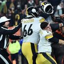Browns' defensive hits Pittsburgh quarterback with helmet in nasty end to victory over Steelers