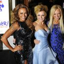 'Good luck to the girls' says absent Posh as Spice Girls open reunion tour